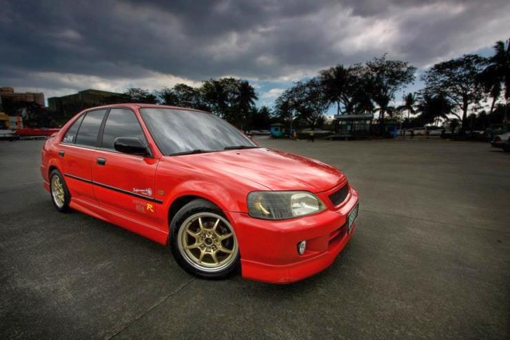 Honda City Type II 13