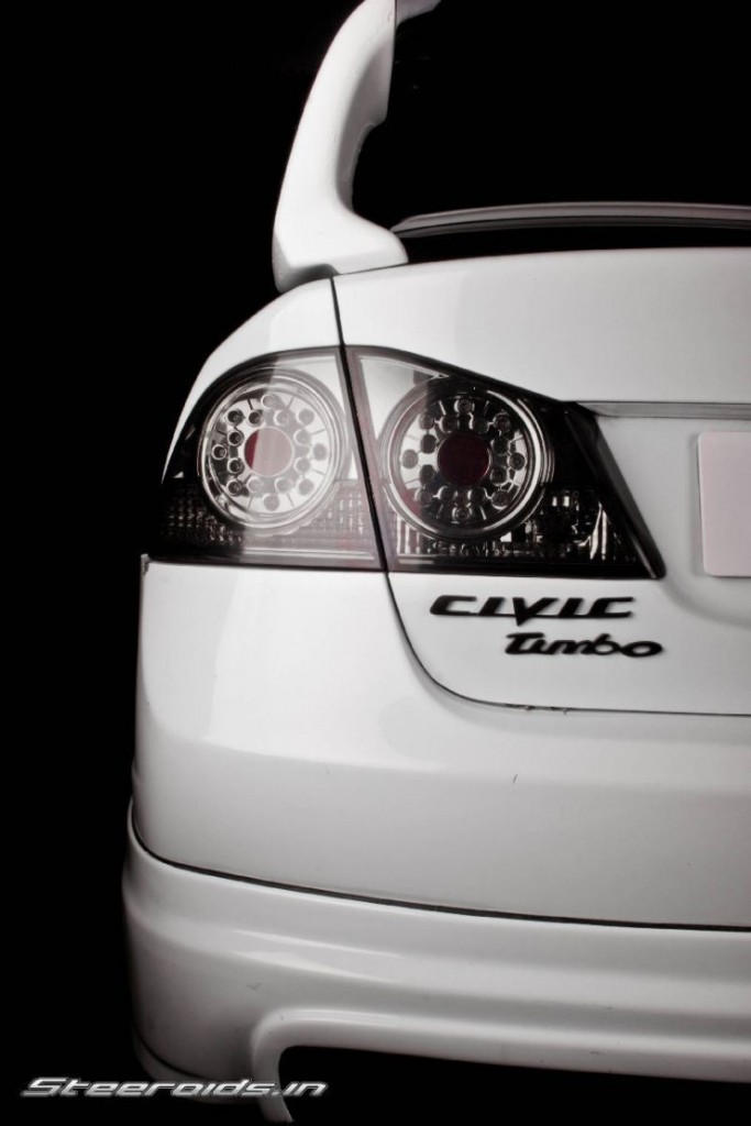 Honda Civic Turbo 2