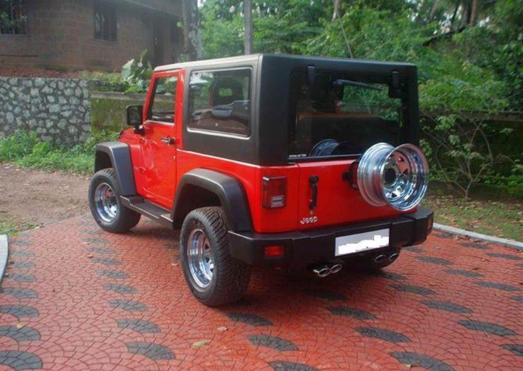 modified jeeps of india outrageous to outstanding. Black Bedroom Furniture Sets. Home Design Ideas