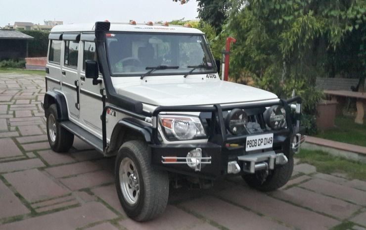 Tastefully Modified Suvs Of Punjab