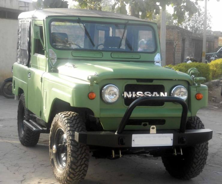 Jonga Nissan Price In Punjab >> Tastefully Modified SUVs of Punjab