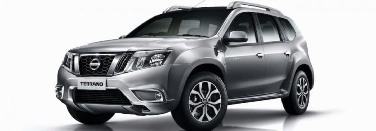 Nissan Terrano Groove Edition