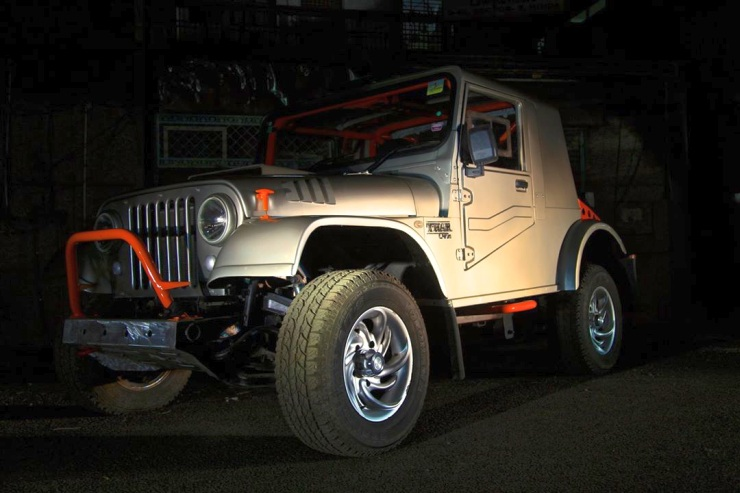 Modified Jeeps of India - Outrageous to Outstanding