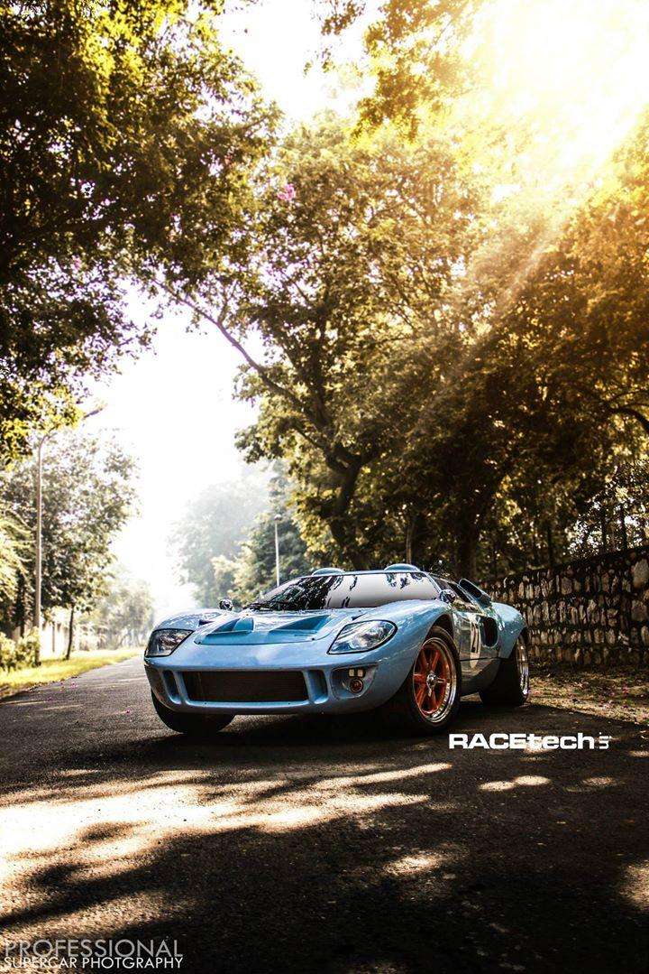 Racetech Indias Ford Gt