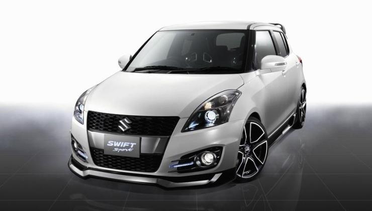 Suzuki Suzuki Swift Sport Concept