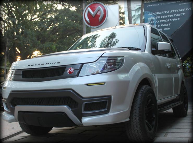 Tata Safari Storme Motormind 1