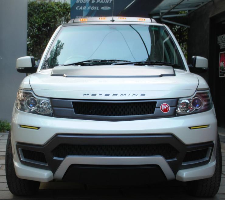 Tata Safari Storme Motormind 2