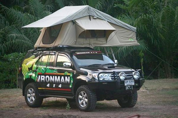 Toyota Fortuner from Ironman 4X4