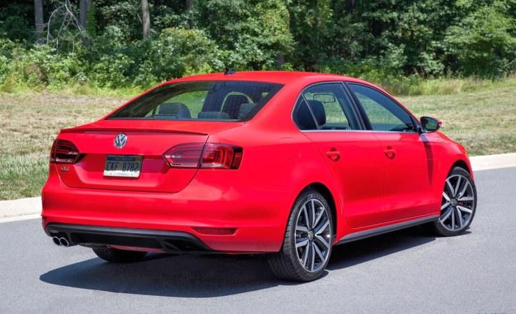 Volkswagen Jetta Facelift 2