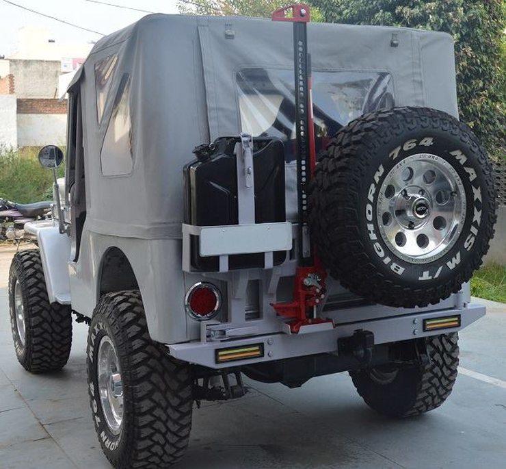 Tastefully Modified SUVs of Punjab