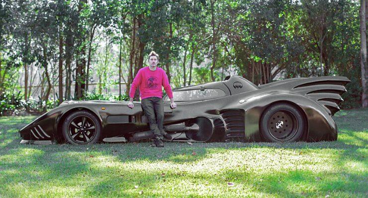 Zac Mihajlovic Batmobile 3