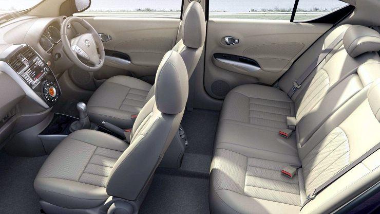 sunny interior spacious
