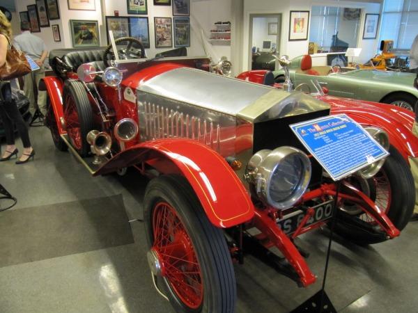 1913 Rolls Royce Silver Ghost