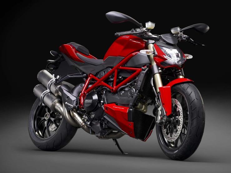 2015 Ducati Streetfighter 1199