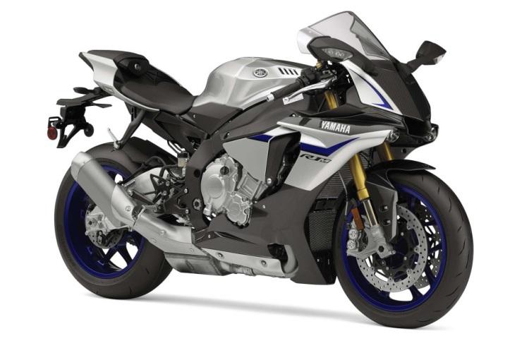 2015 Yamaha R1 M