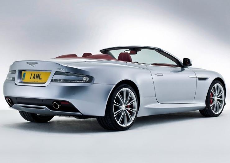 Aston Martin DB9 Volante 3