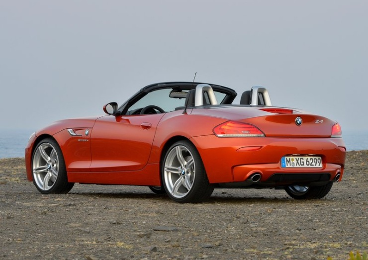 The Bmw Open Top Car Also Hens To Be Second Least Priced Convertible On Country With Prices Starting From 74 90 Lakh Rus