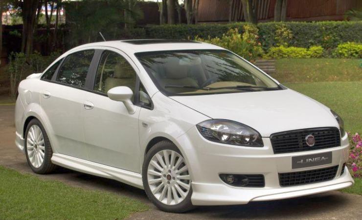 Fiat Linea Custom