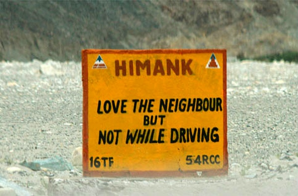 Funny Road Sign 13