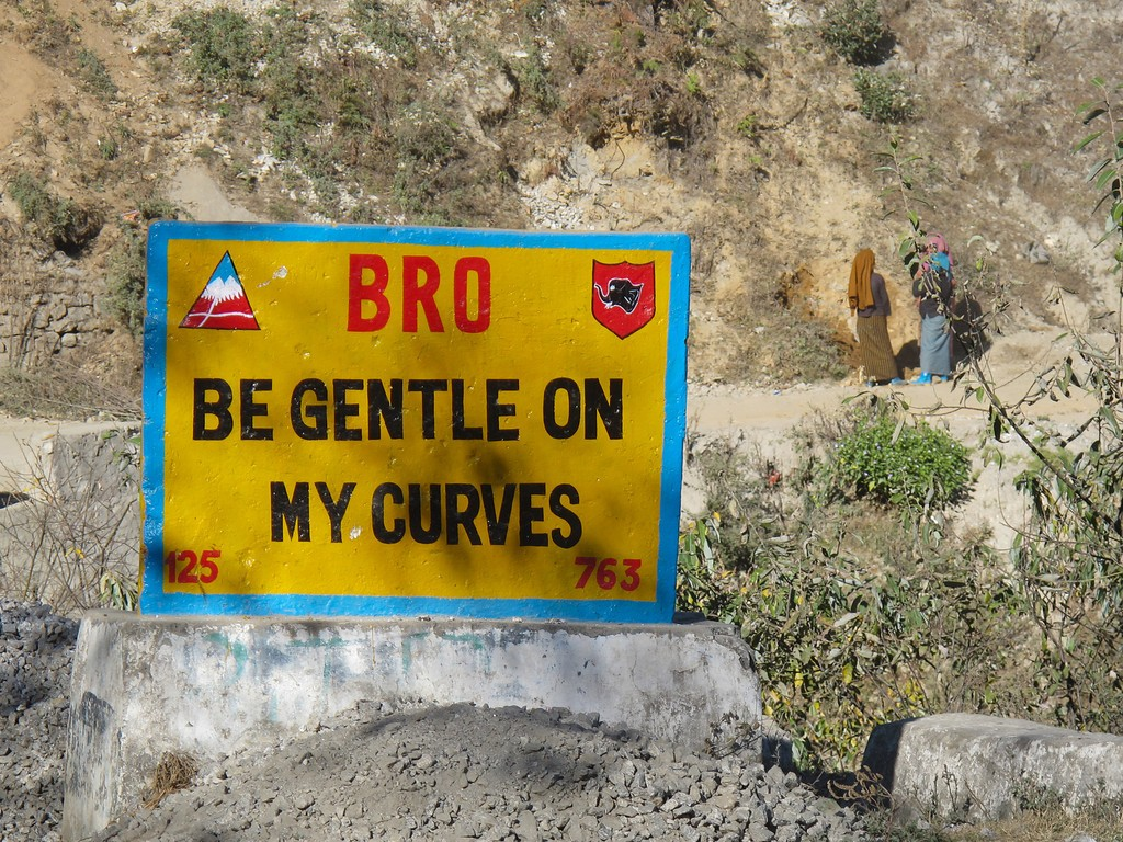 Funny Road Sign 4
