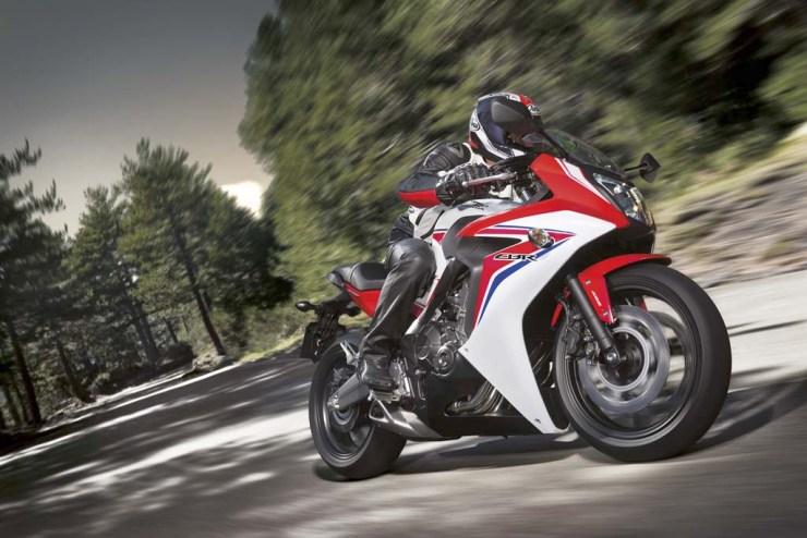 Honda CBR650 F