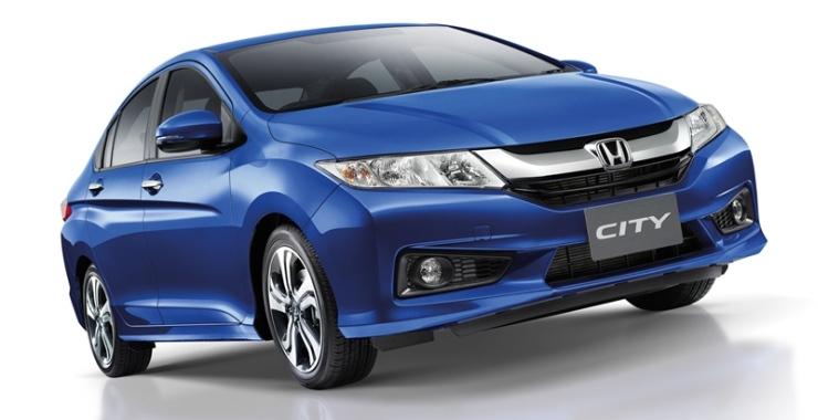Honda City Sedan 1
