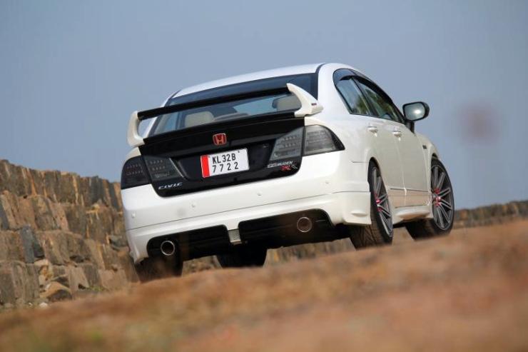 Honda Civic Custom 2
