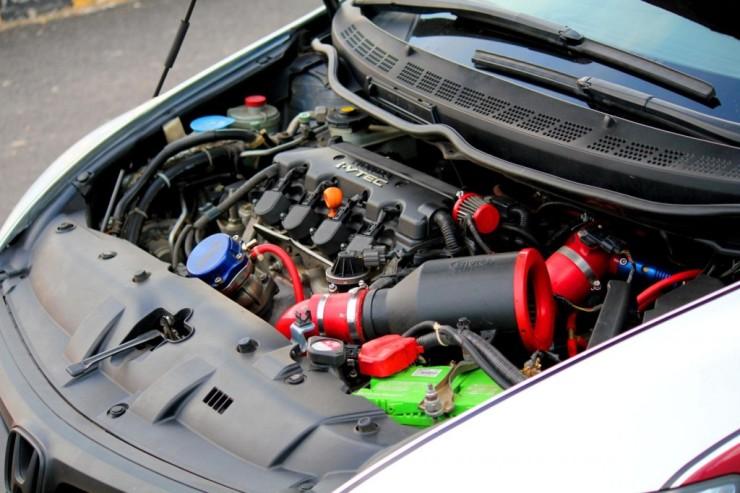 Honda Civic Turbo 1