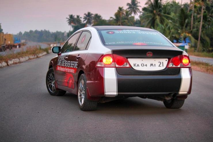 Honda Civic Turbo 2