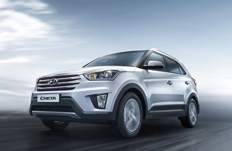 hyundai creta compact suv price estimates out. Black Bedroom Furniture Sets. Home Design Ideas
