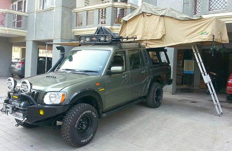 Mahindra Scorpio Getaway Custom 1