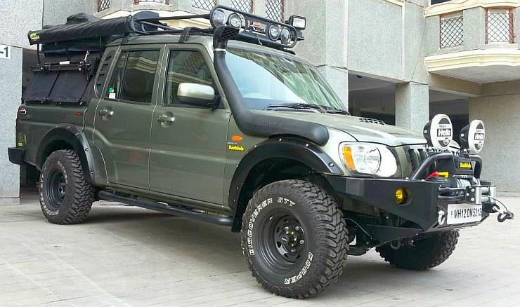 Mahindra Scorpio Getaway Custom 3