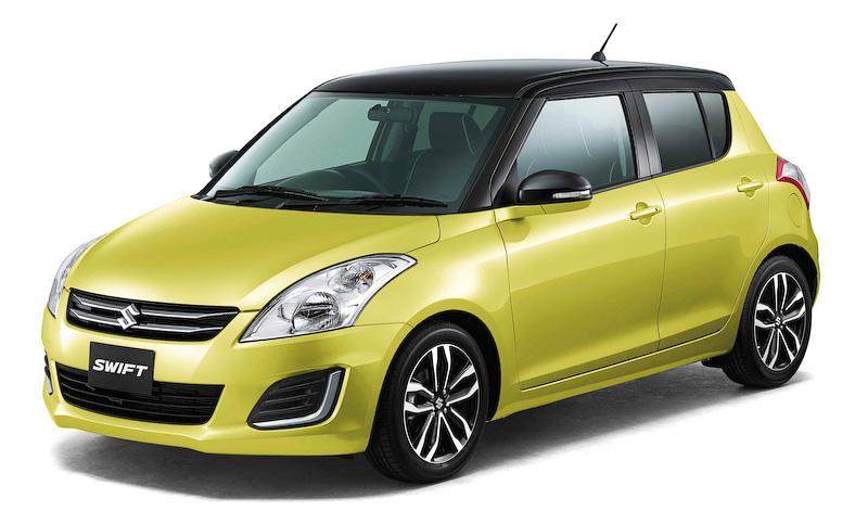 Maruti Suzuki Swift Modified 2