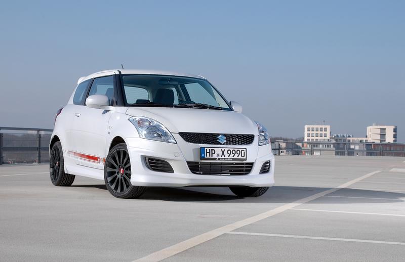 Maruti Suzuki Swift Modified 4