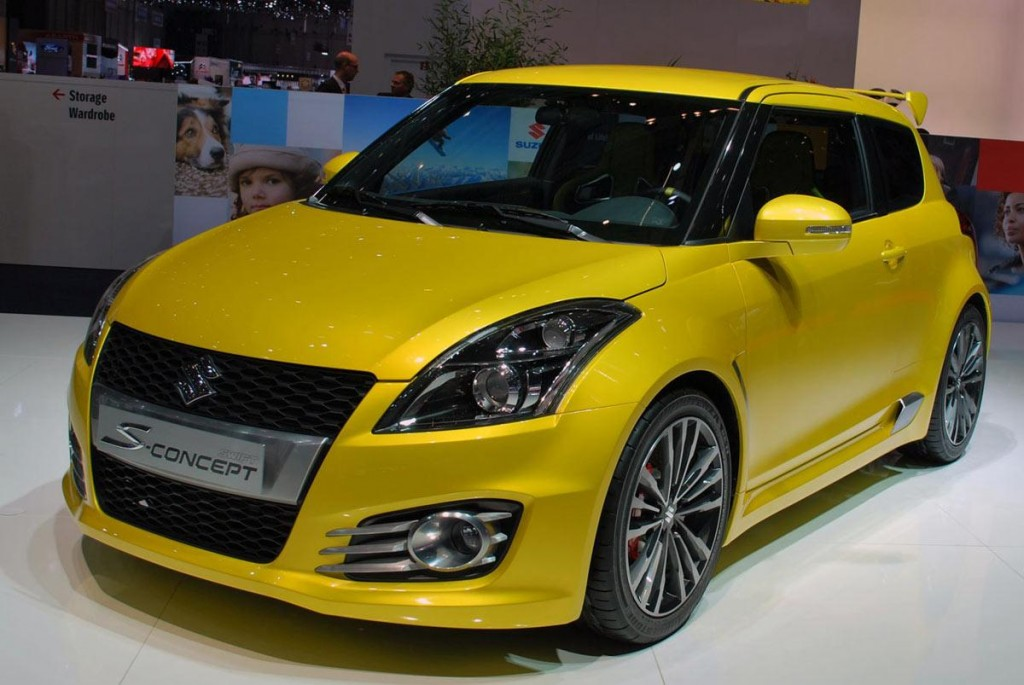 Maruti Suzuki Swift Modified 7