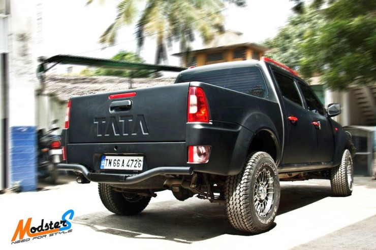 Best Used Diesel Truck >> India's Best Modified Cars - Part VII