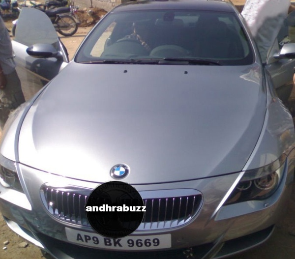 Nagarjuna's BMW M6