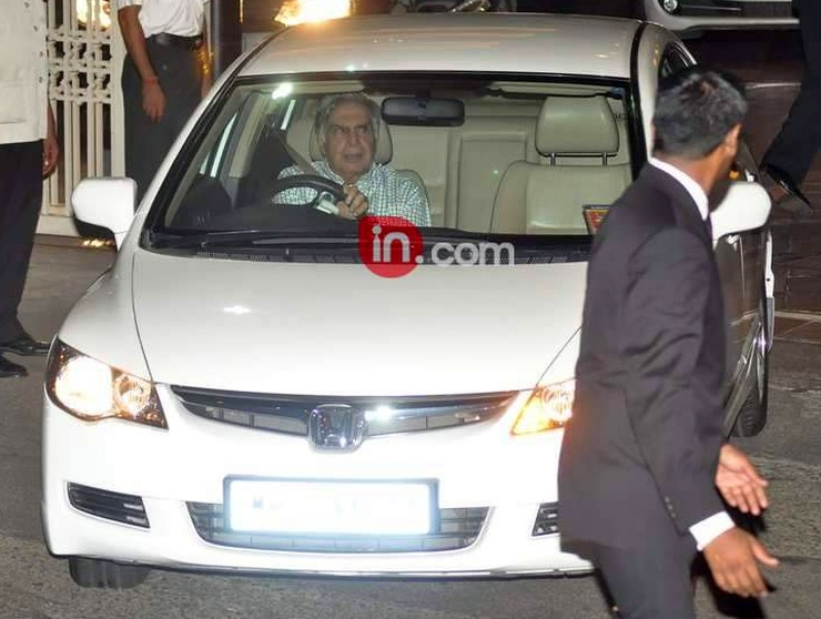 Inside Ratan Tata S Personal Car Collection
