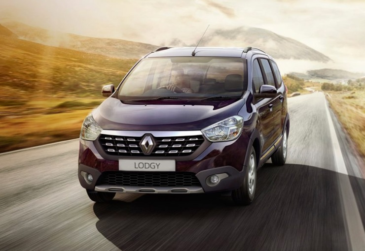 Renault Lodgy Stepway 1