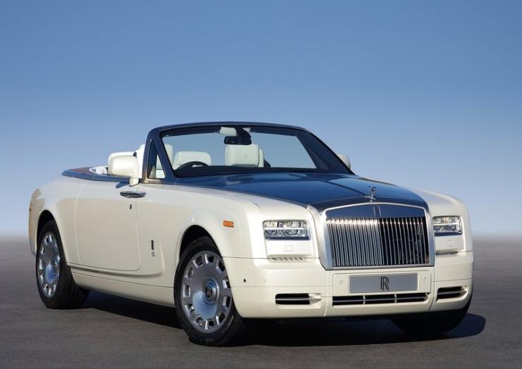 Rolls Royce Drophead Coupe 1