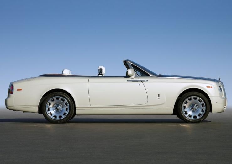 Rolls Royce Drophead Coupe 2