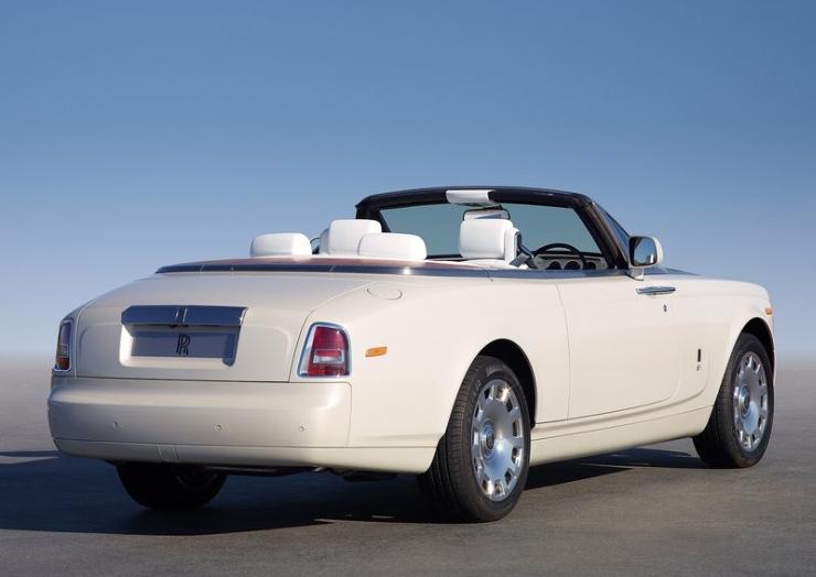 Rolls Royce Drophead Coupe 3