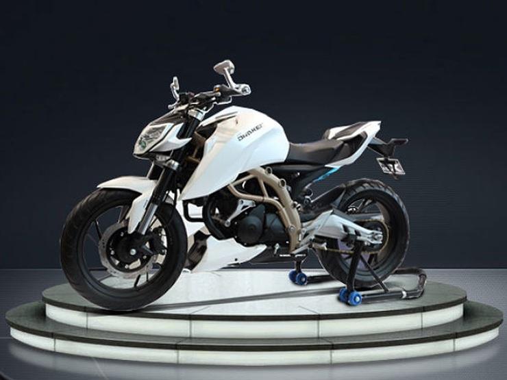TVS BMW K-03