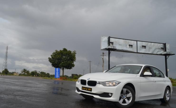 Zoomcar BMW 3-Series Sedan