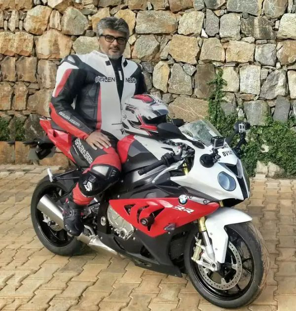 Ajith Car Race Video