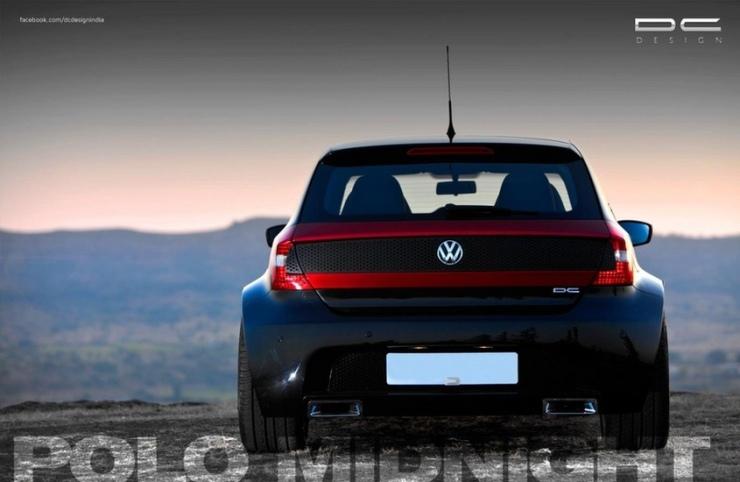 DC Design Volkswagen Polo Custom 3