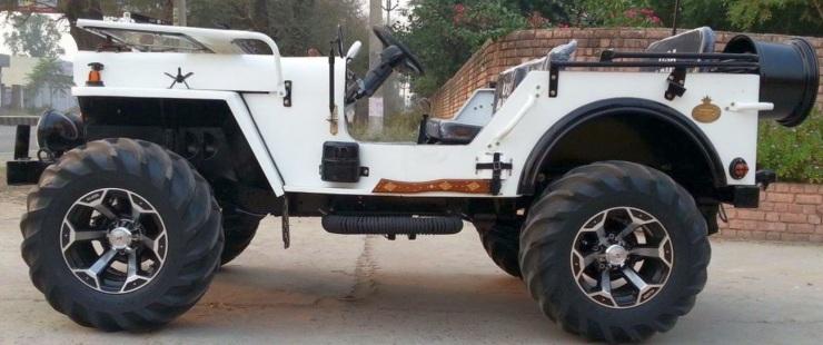 Dabwali Jeep 2
