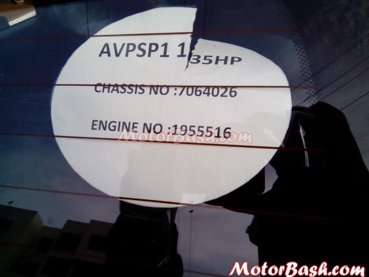 Fiat Avventura Abarth 135 Bhp 2