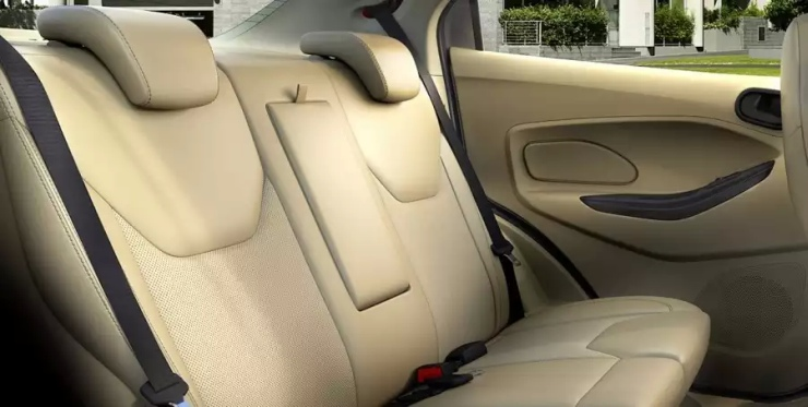 Ford Figo Aspire Compact Sedan 6