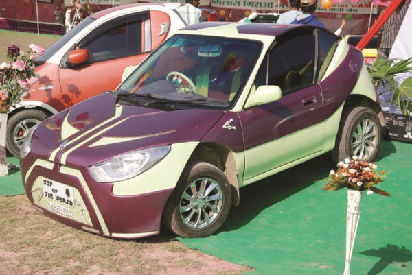 Gurmeet Ram Rahim Singh Insan's Modified Car 1